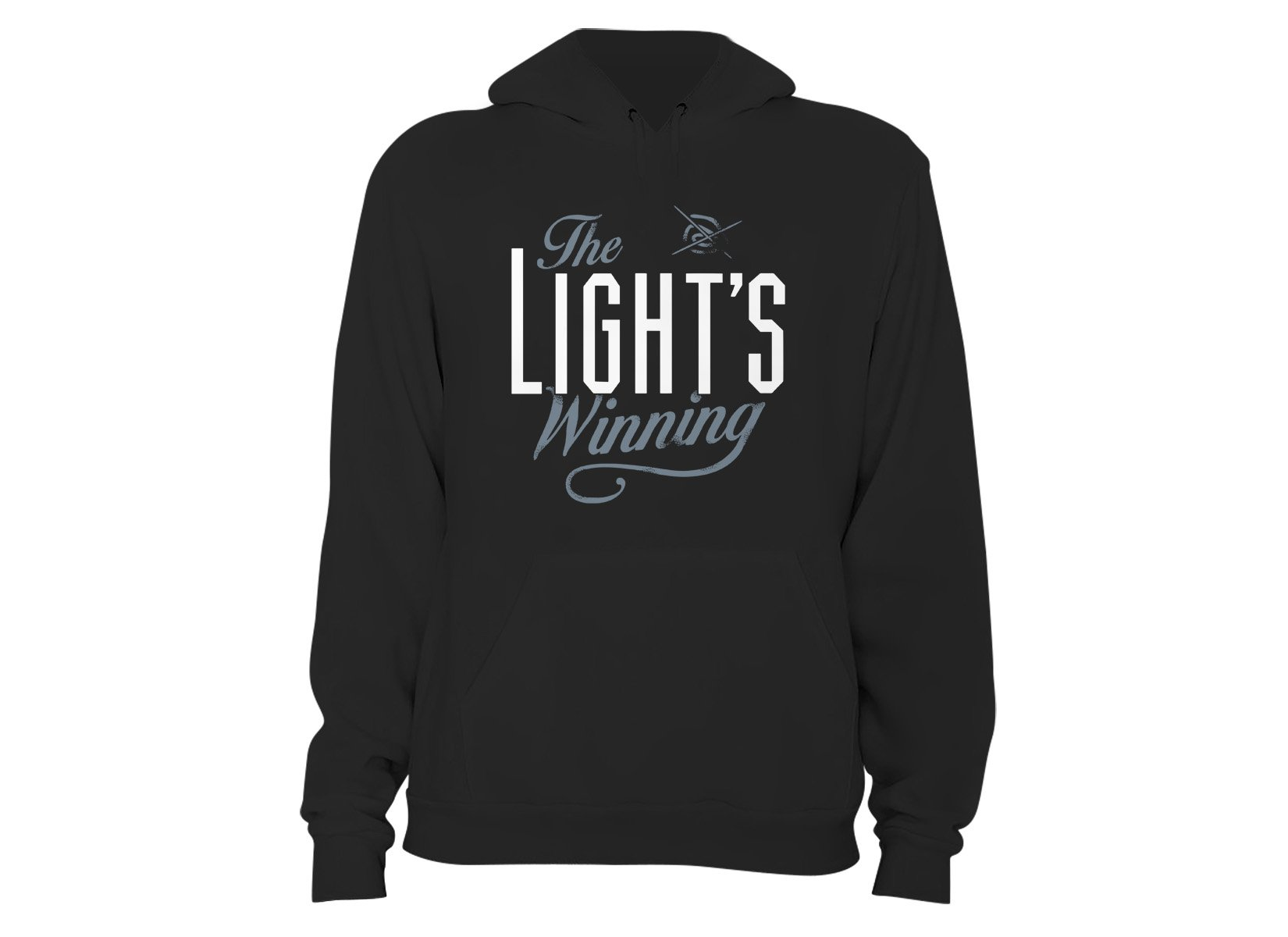The Light's Winning on Hoodie