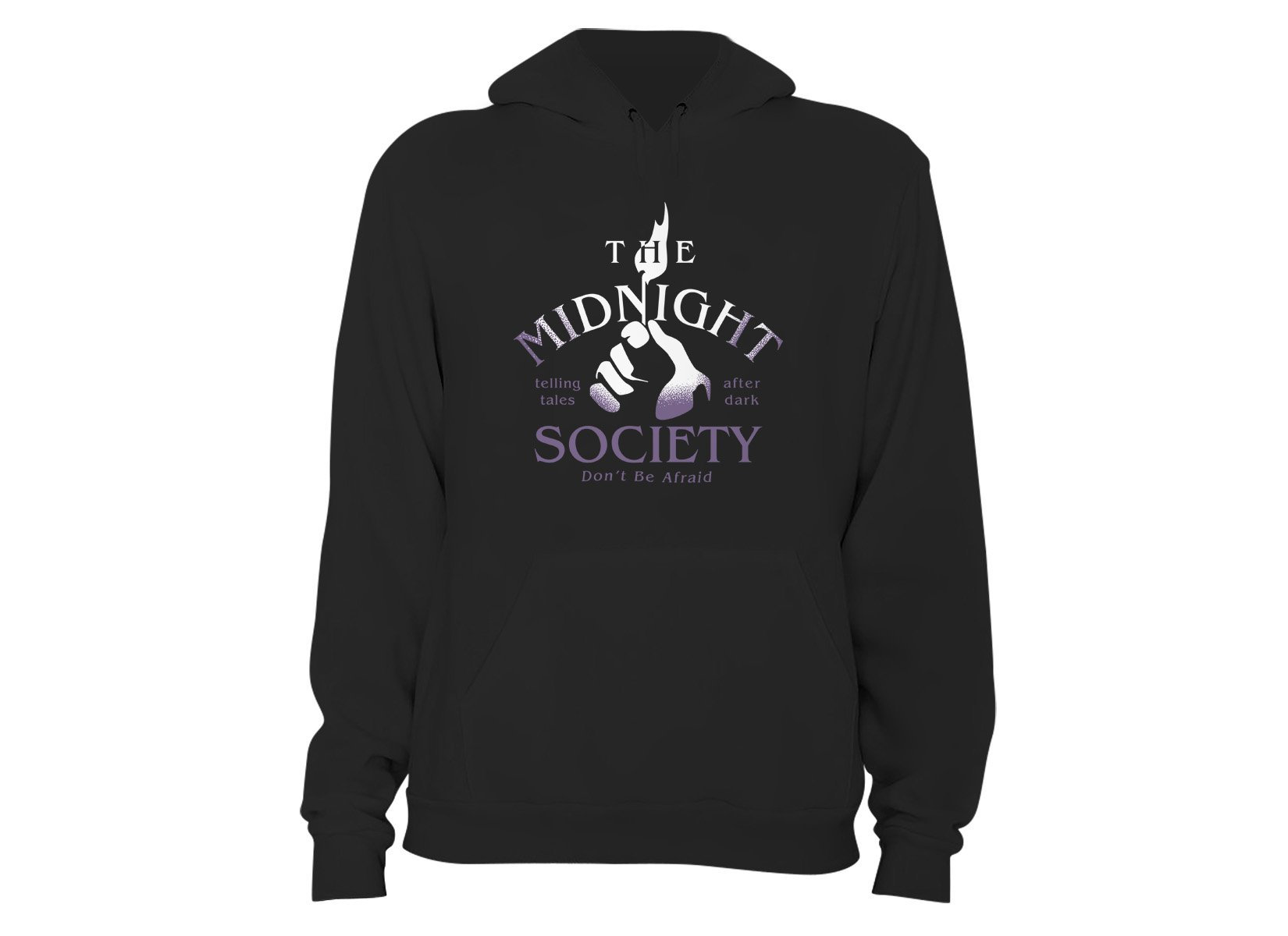 The Midnight Society on Hoodie