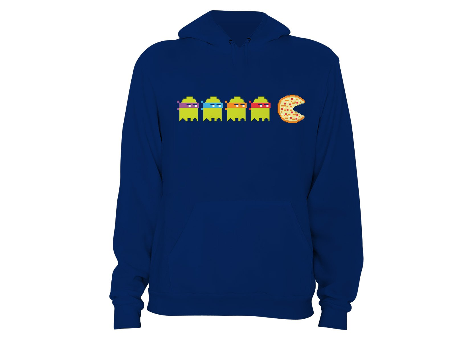 Teenage Mutant Ninja Ghosts on Hoodie