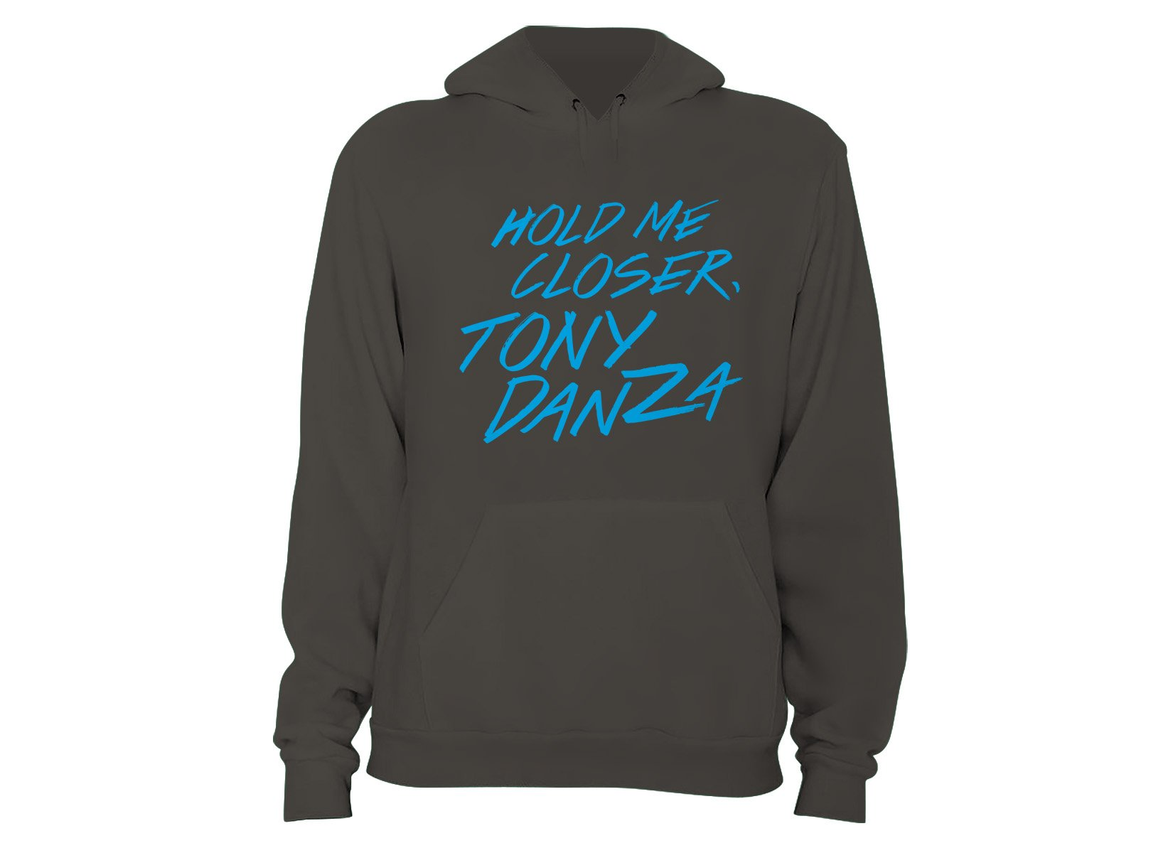 Hold Me Closer, Tony Danza on Hoodie