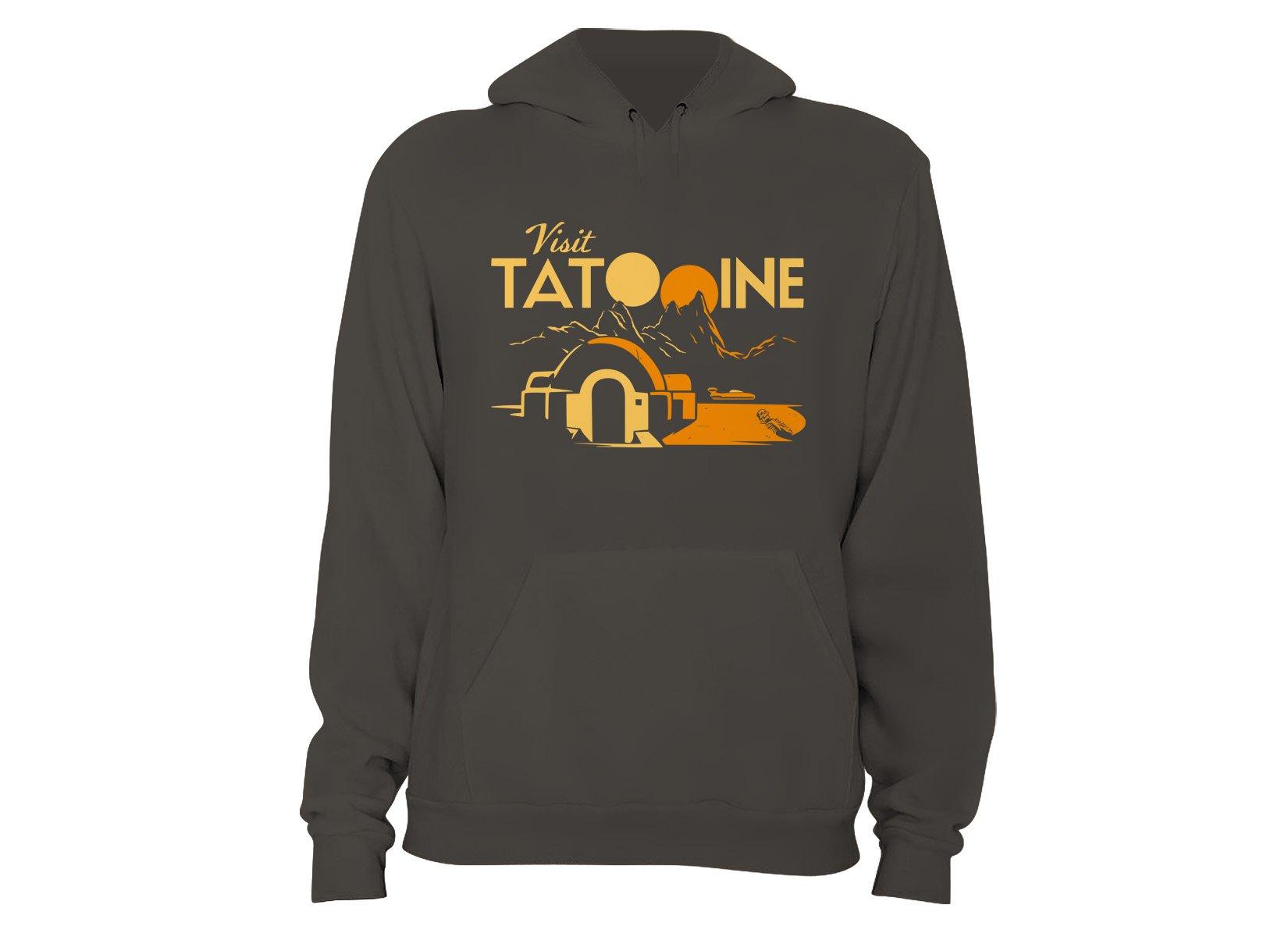 Visit Tatooine on Hoodie