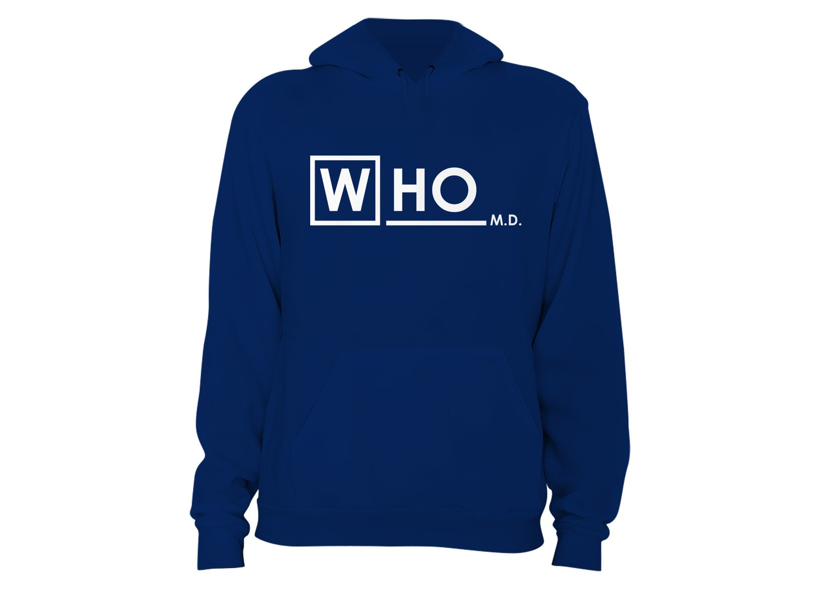 Who MD on Hoodie