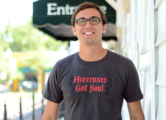 Horcruxes Got Soul on Mens T-Shirt