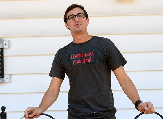 Horcruxes Got Soul on Mens T-Shirt