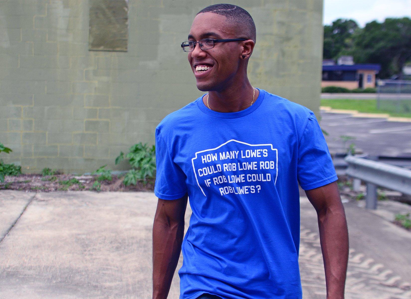 Rob Lowe Rob on Mens T-Shirt