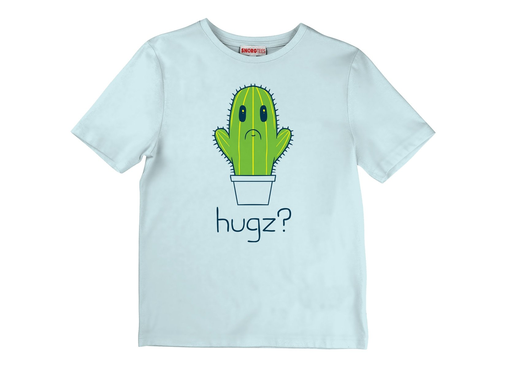 Hugz? Cactus on Kids T-Shirt