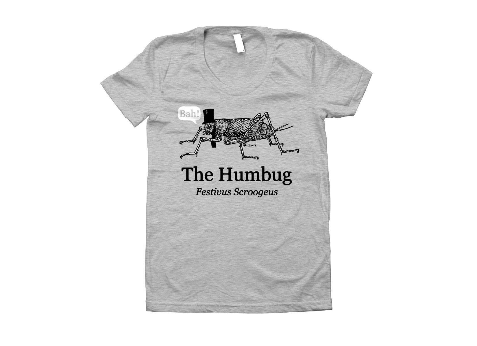 The Humbug on Juniors T-Shirt