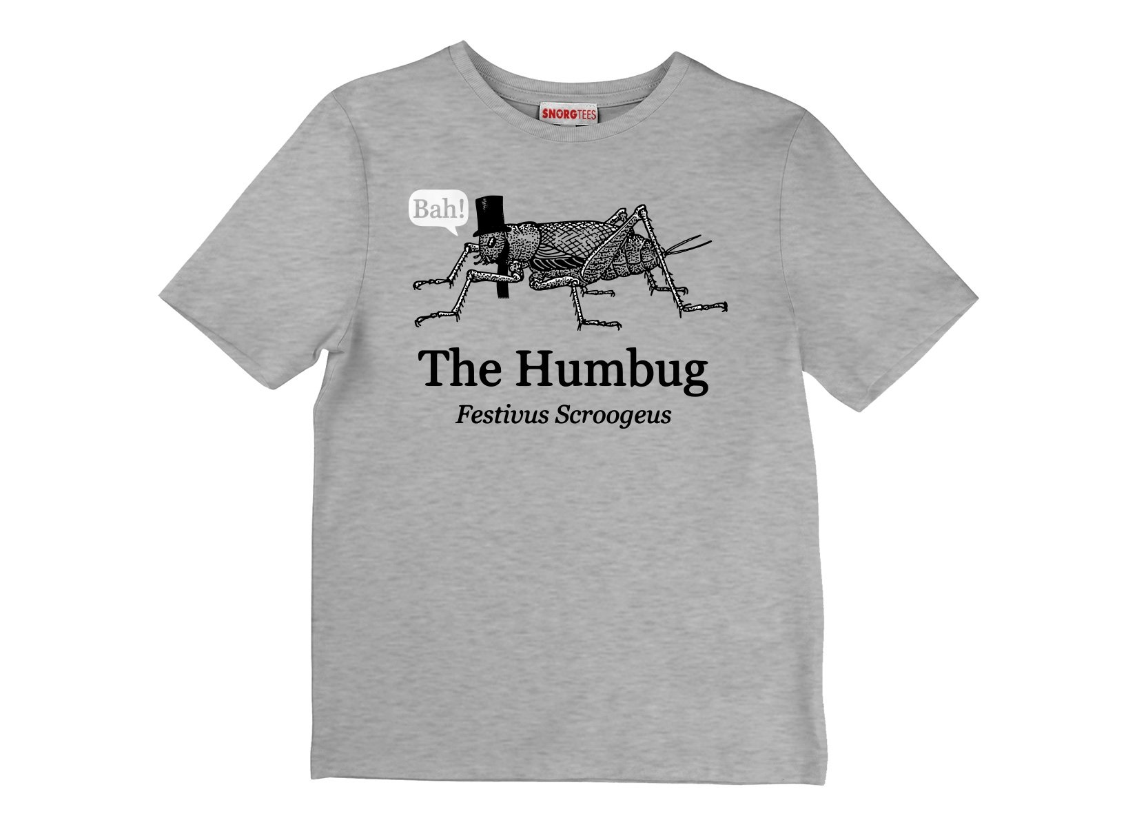 The Humbug on Kids T-Shirt
