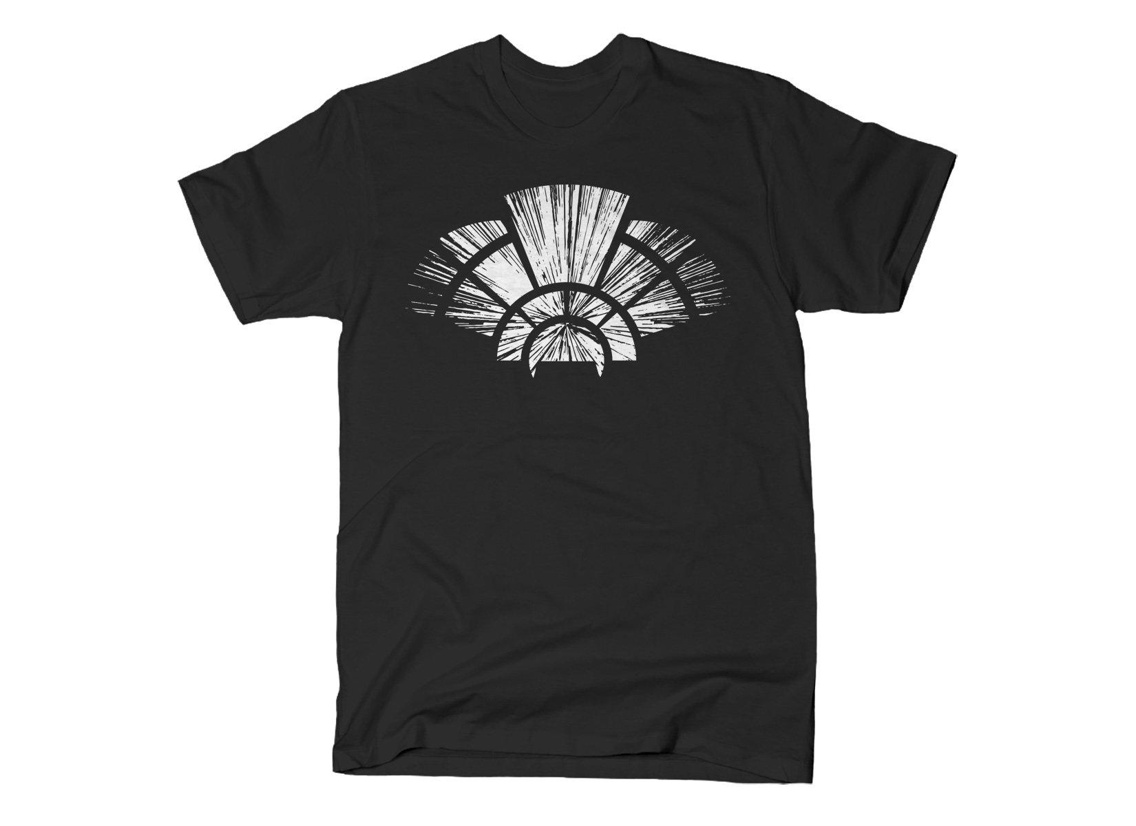 Hyperdrive on Mens T-Shirt