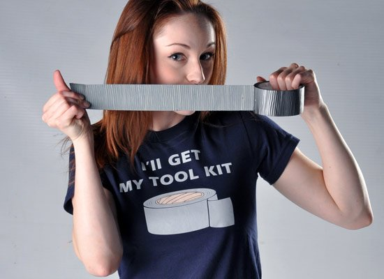 I'll Get My Tool Kit on Juniors T-Shirt