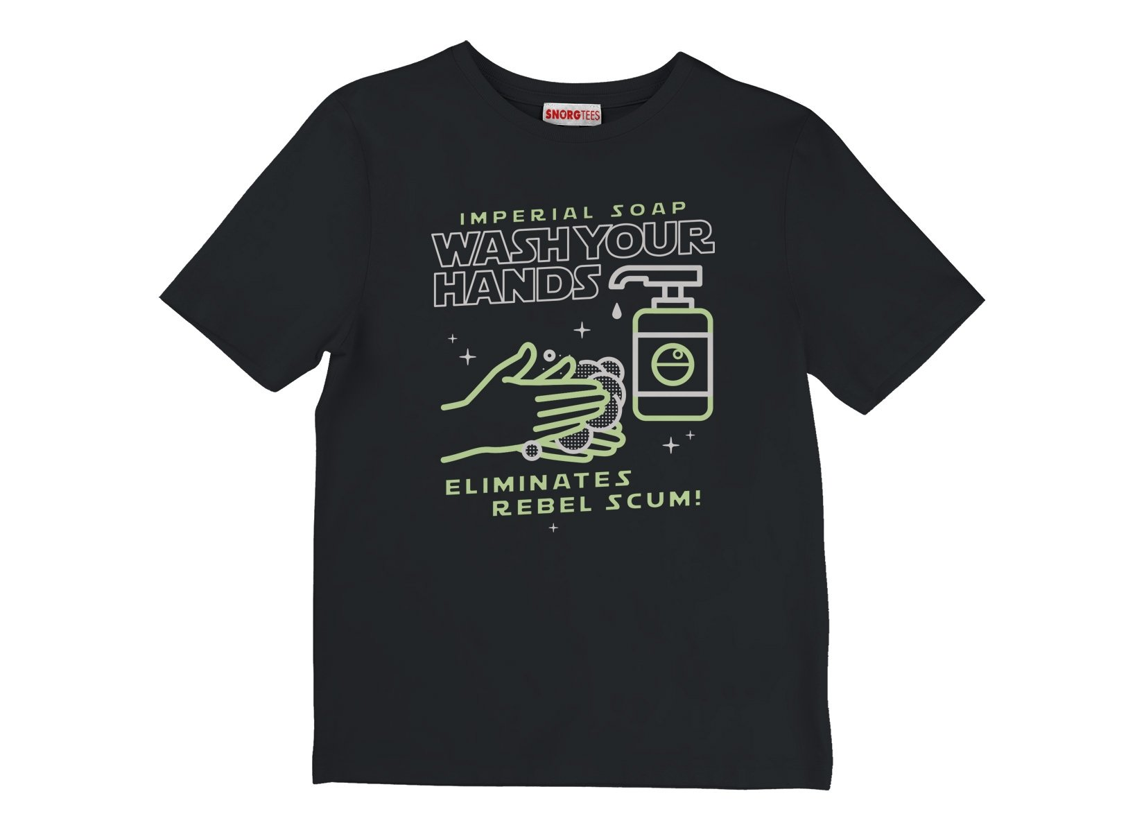 Imperial Soap on Kids T-Shirt