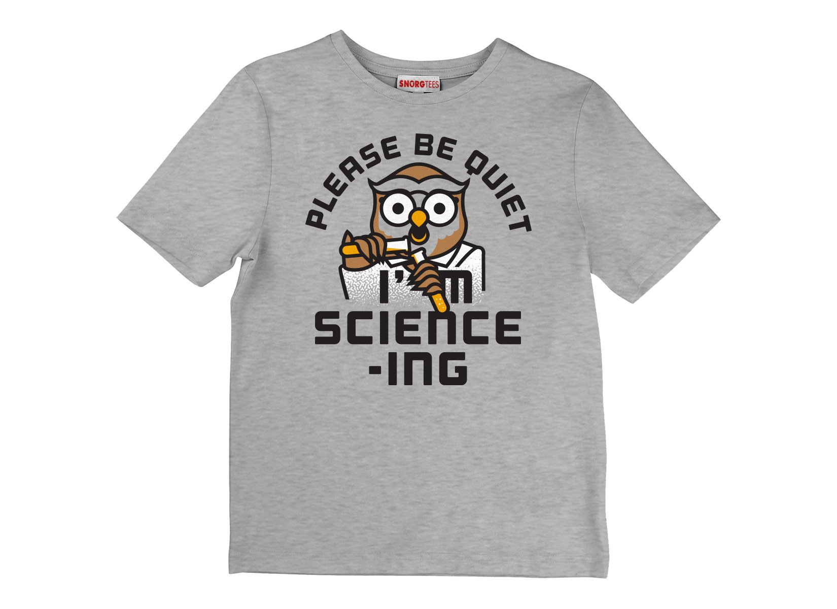 I'm Science-ing on Kids T-Shirt
