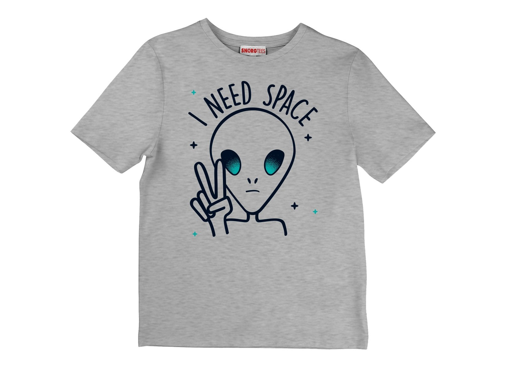 I Need Space on Kids T-Shirt