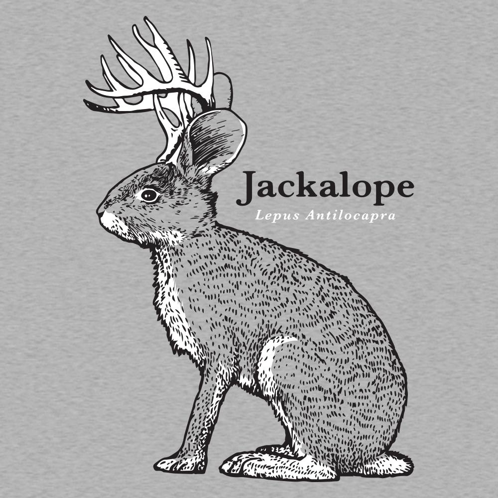 jackalope t shirt snorgtees