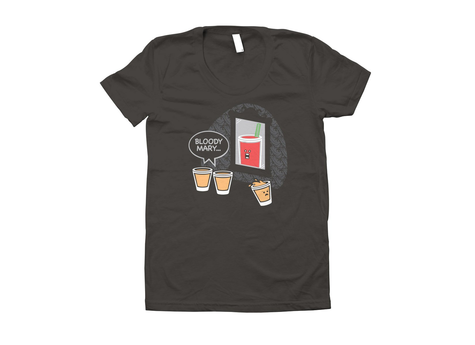 Bloody Mary on Juniors T-Shirt