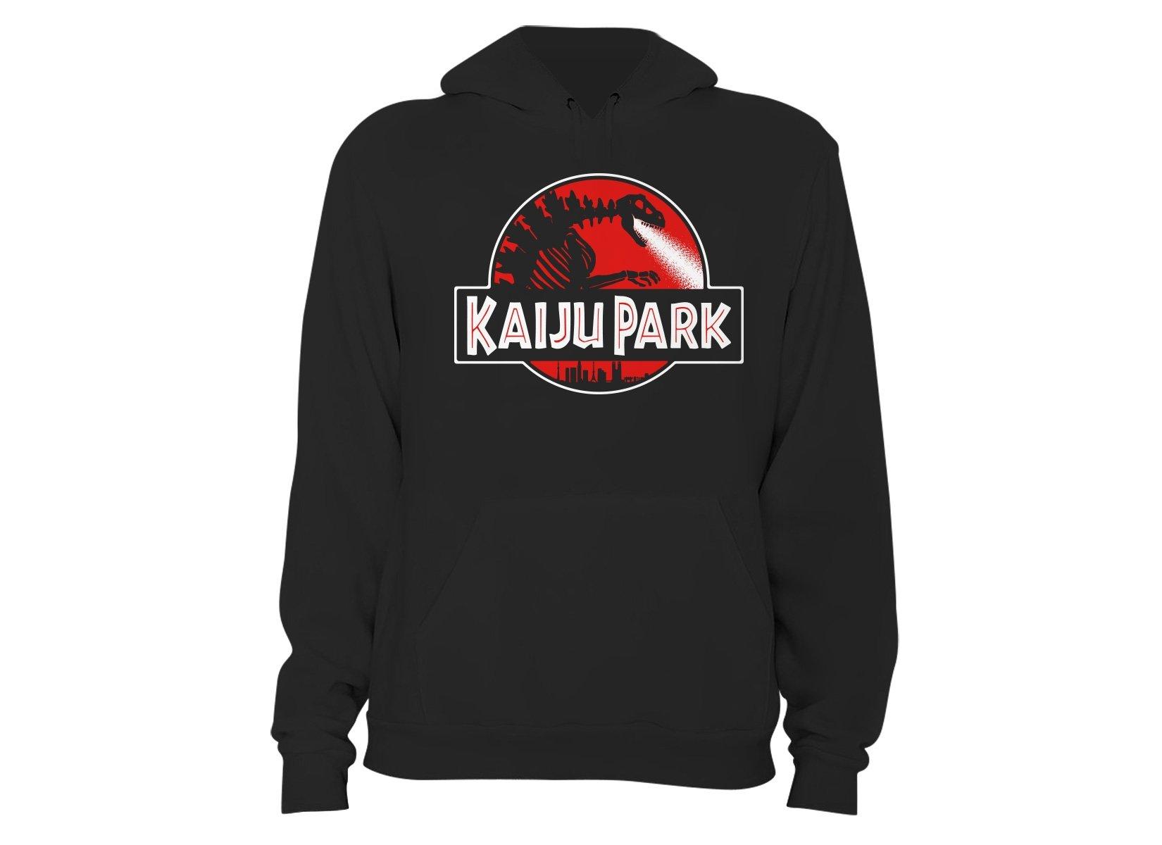Kaiju Park on Hoodie