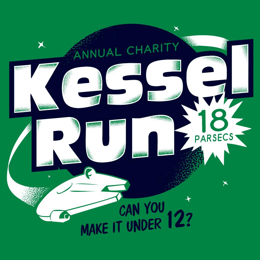 Kessel Run T-Shirt | SnorgTees