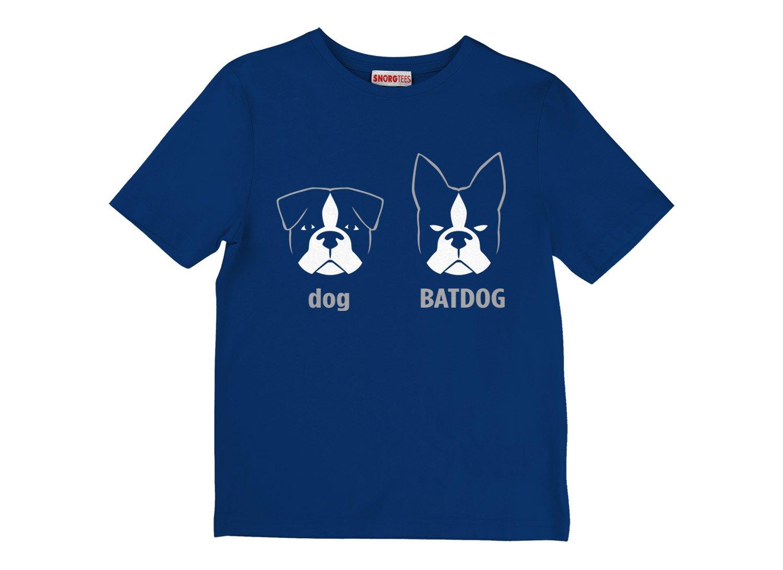 Batdog on Kids T-Shirt