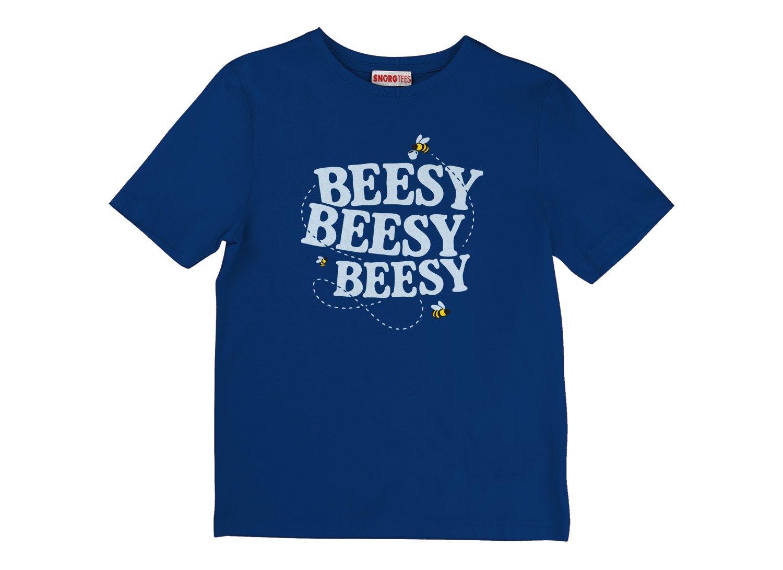Beesy Beesy Beesy on Kids T-Shirt