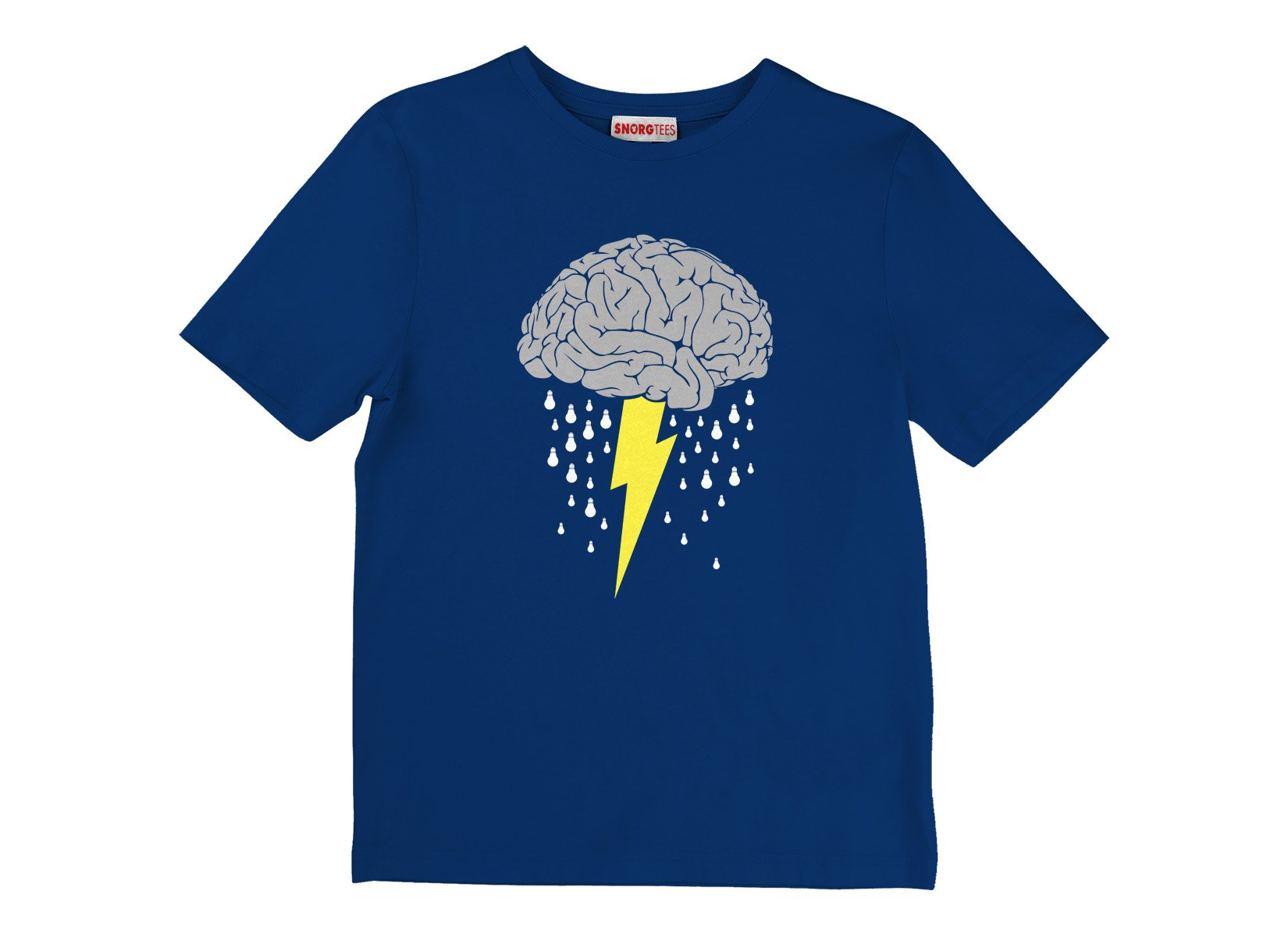 Brainstorm on Kids T-Shirt