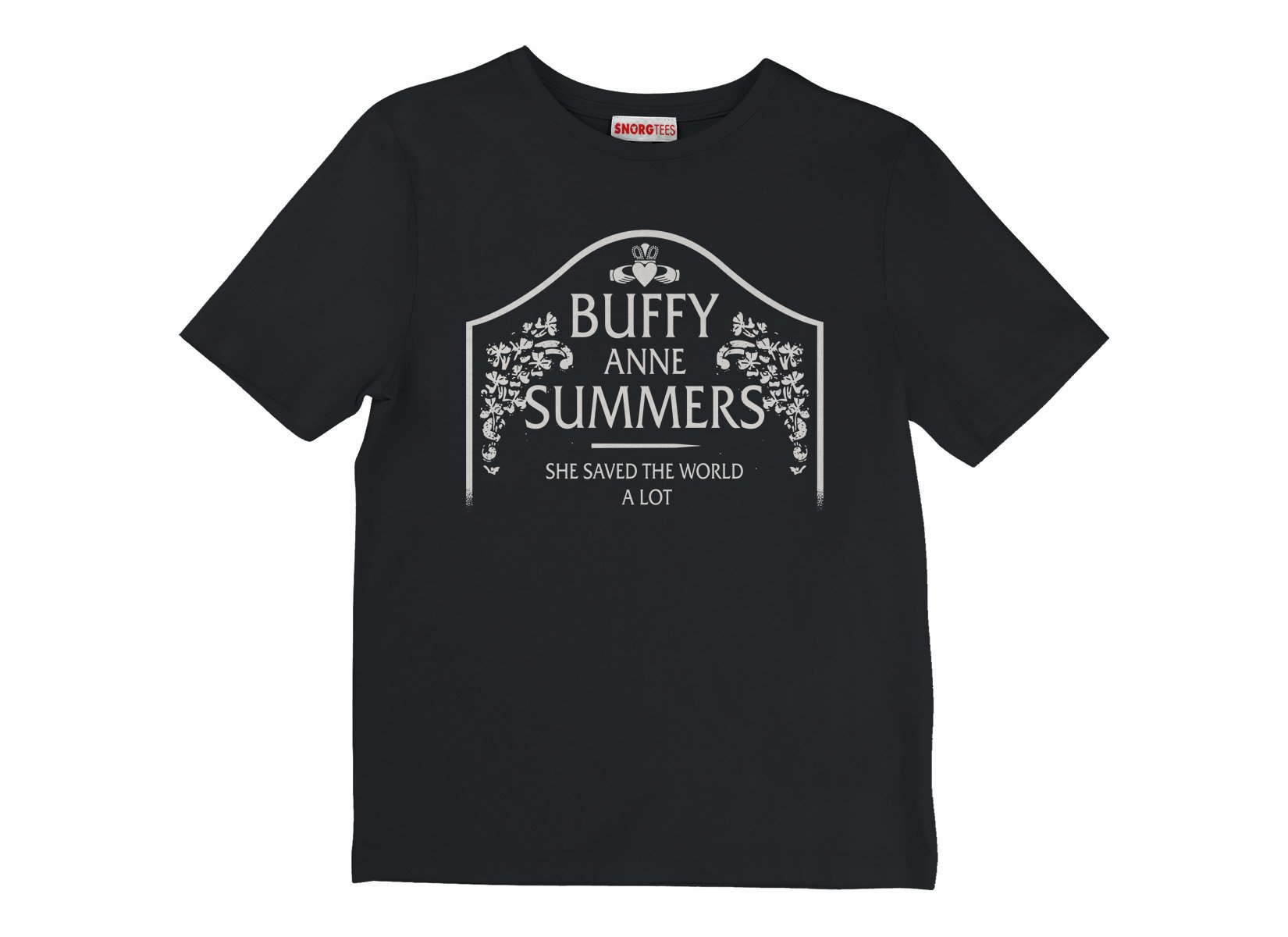 Buffy Anne Summers on Kids T-Shirt