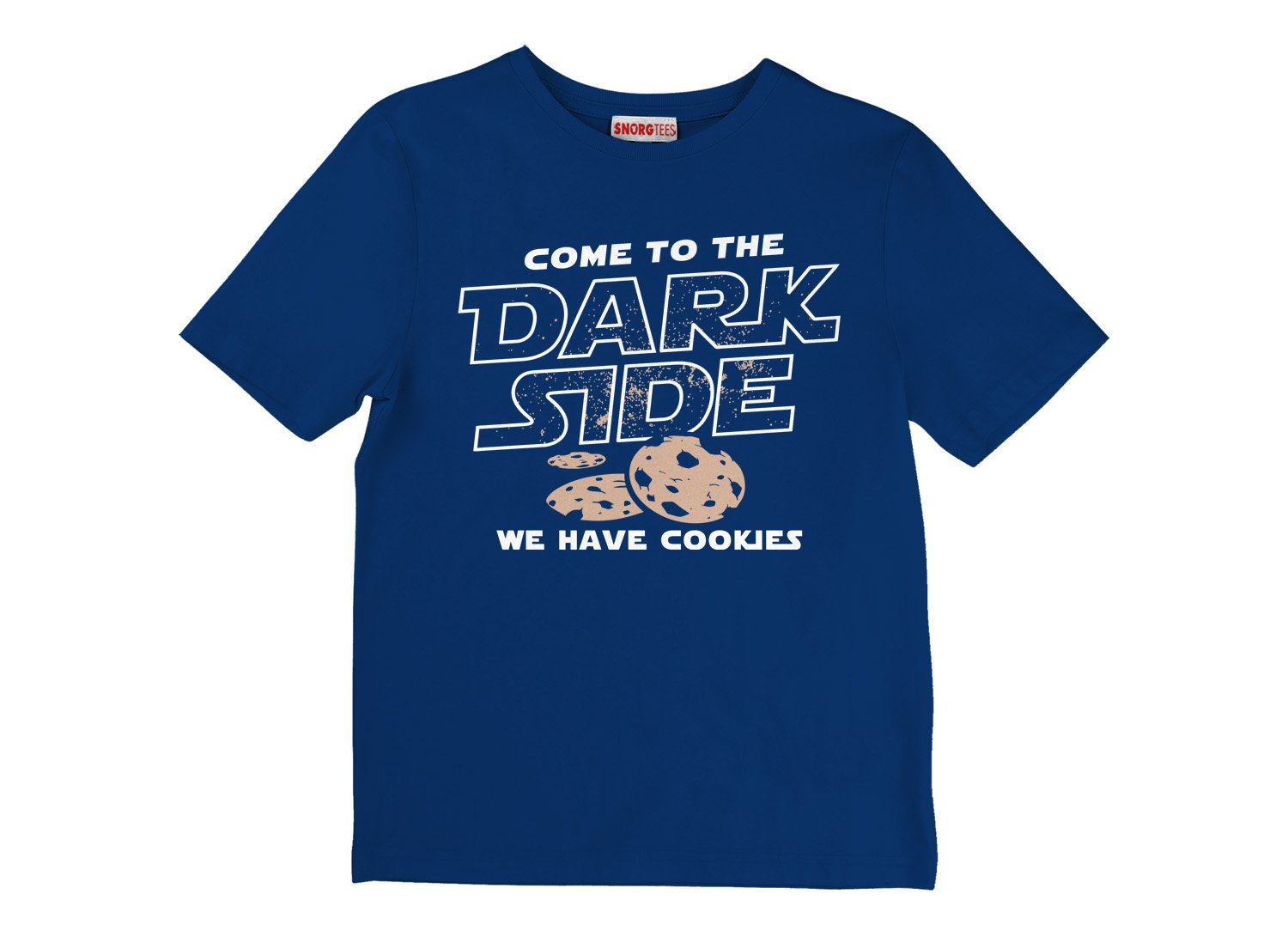 Come To The Dark Side, We Have Cookies on Kids T-Shirt