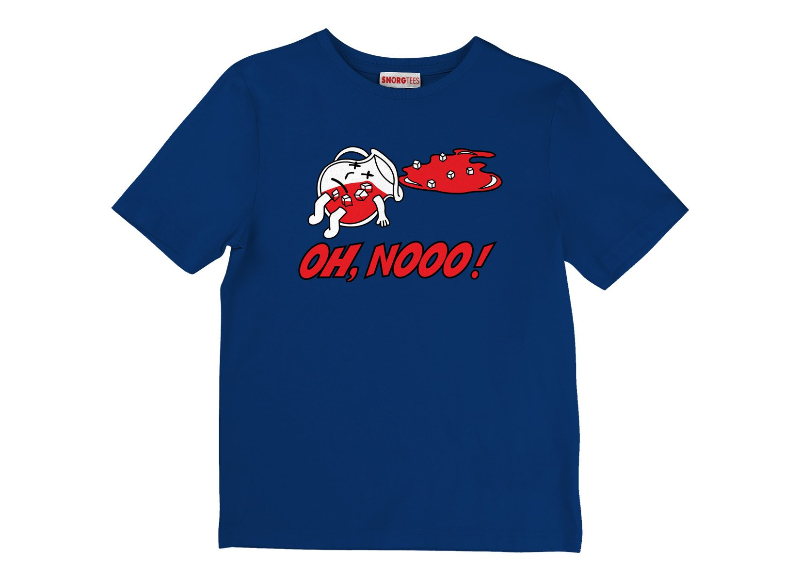 Cool Aid Man on Kids T-Shirt