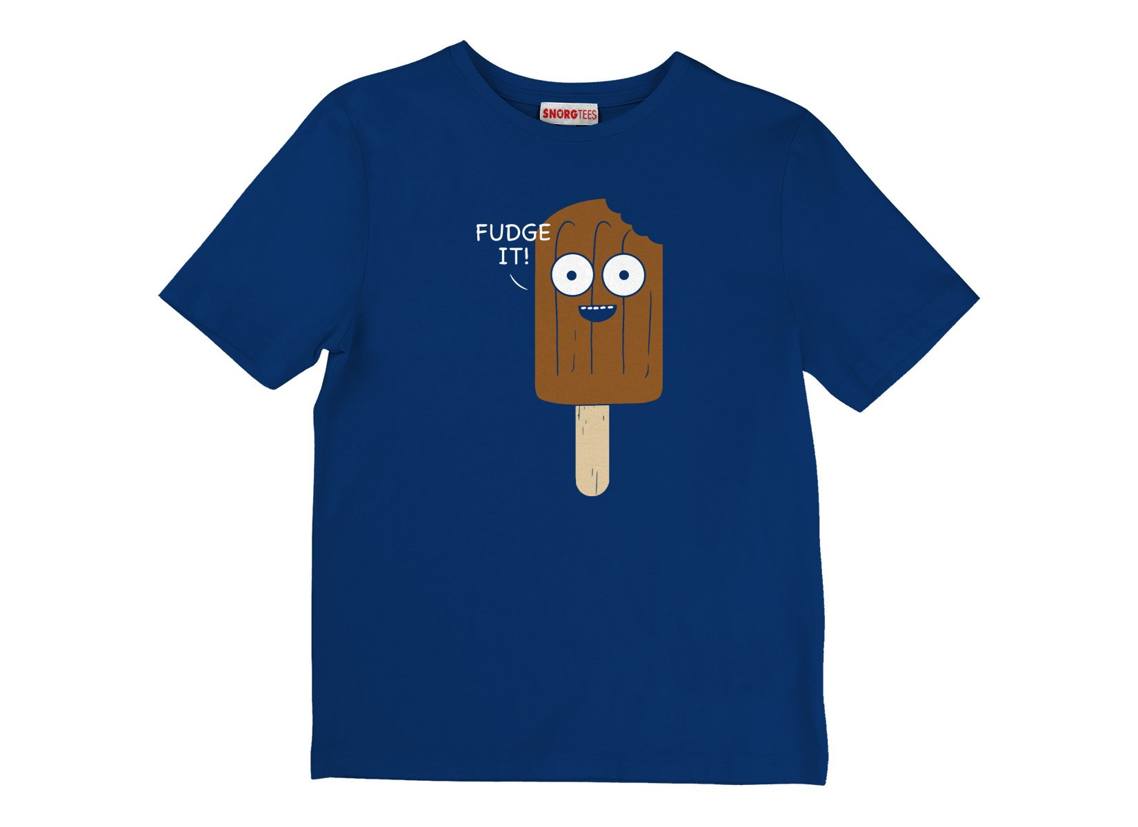 Fudge It! on Kids T-Shirt
