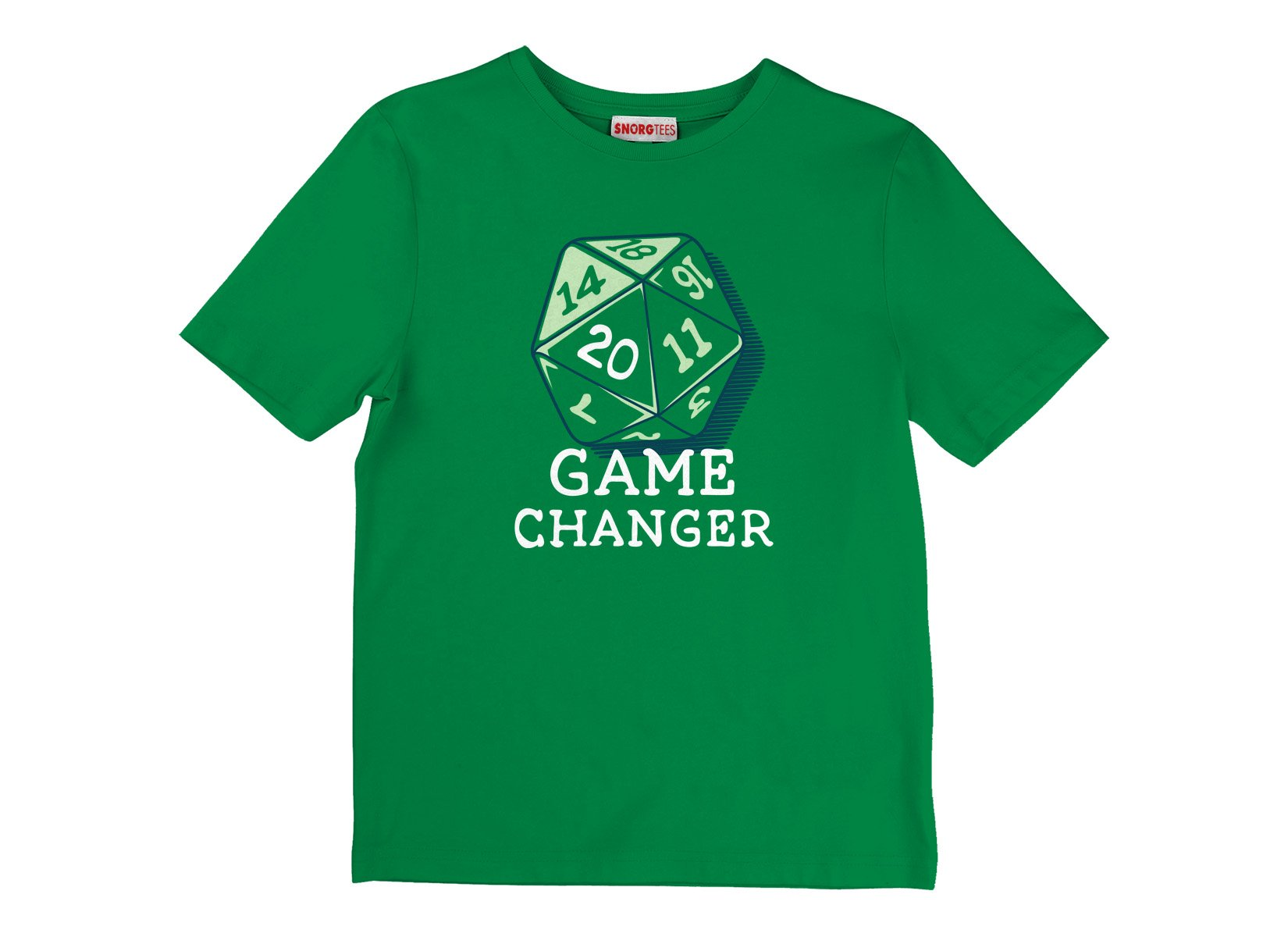 Game Changer on Kids T-Shirt