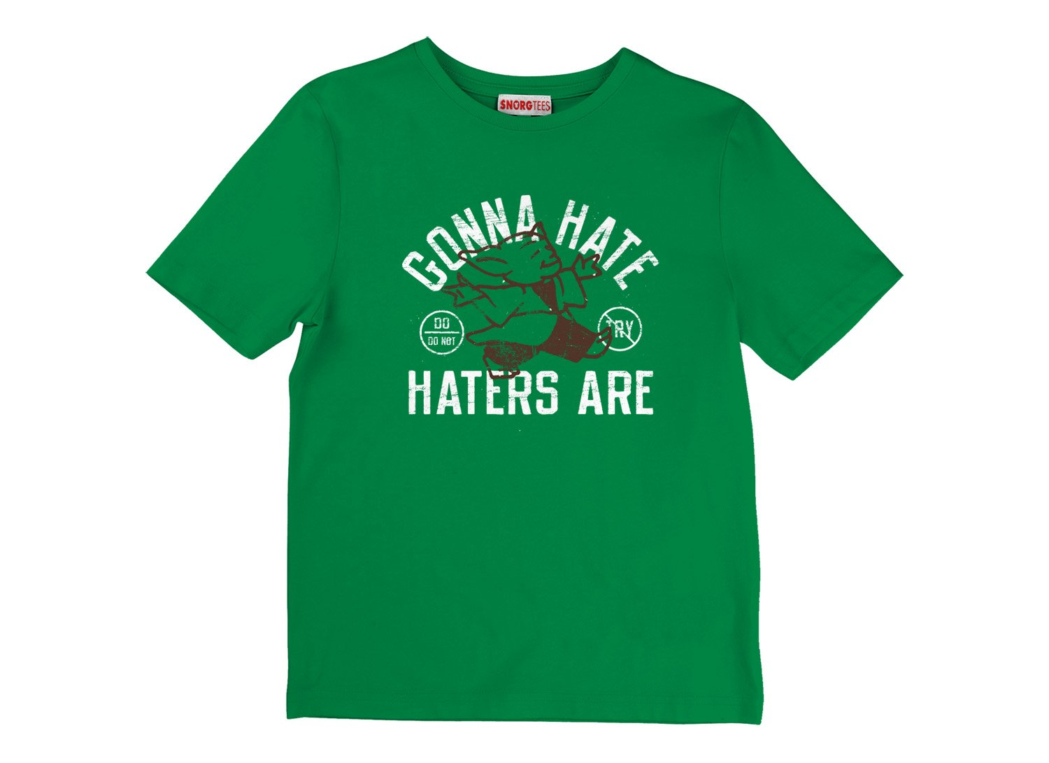 Gonna Hate Haters Are on Kids T-Shirt