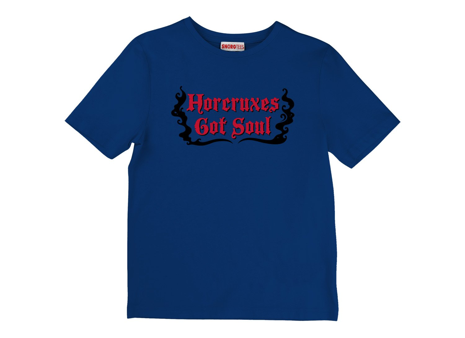 Horcruxes Got Soul on Kids T-Shirt