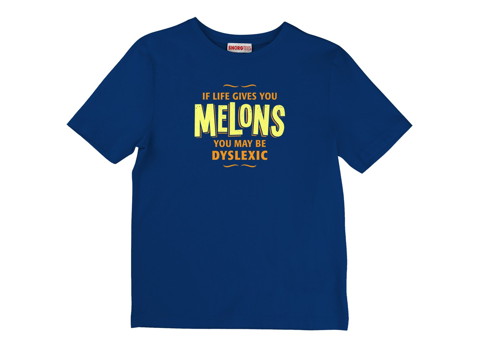 If Life Gives You Melons on Kids T-Shirt