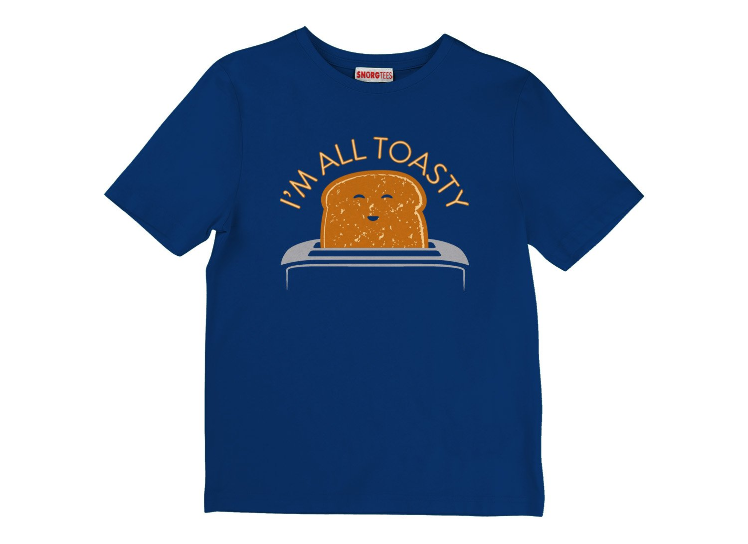 I'm All Toasty on Kids T-Shirt