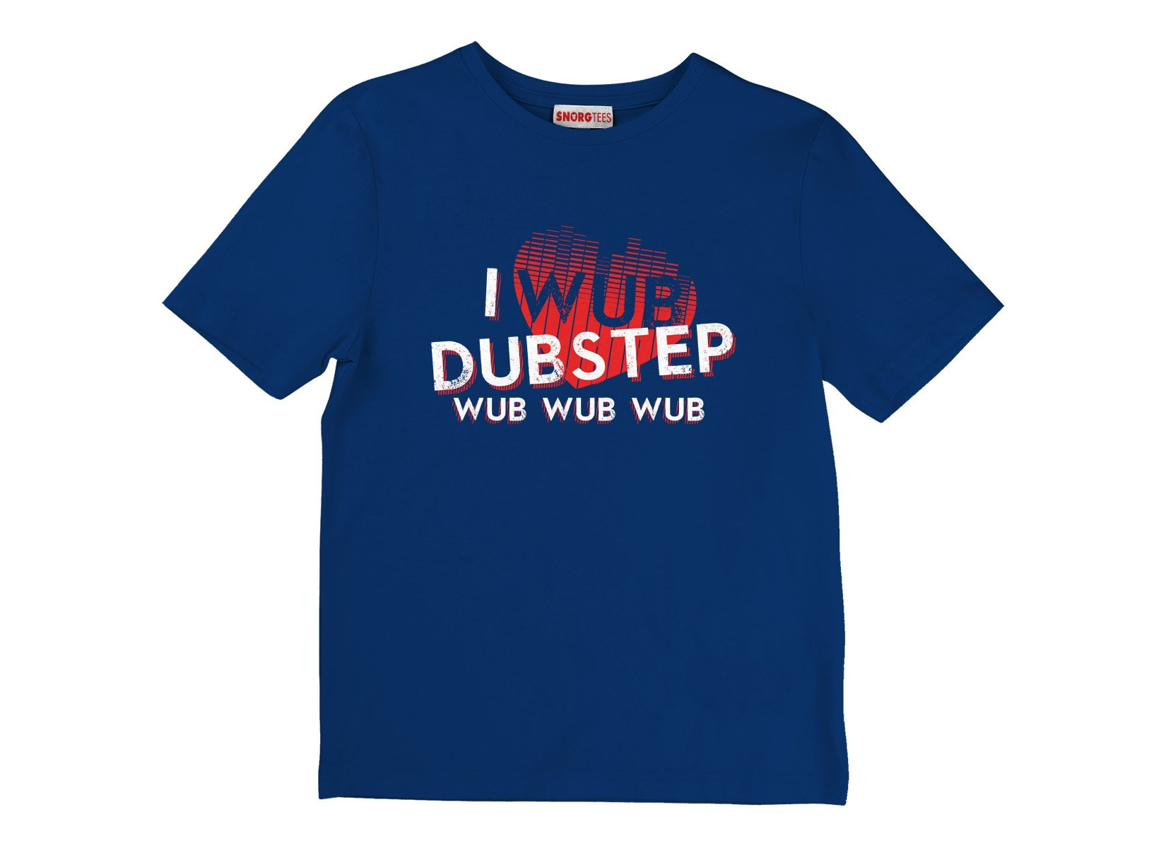 I Wub Dubstep on Kids T-Shirt