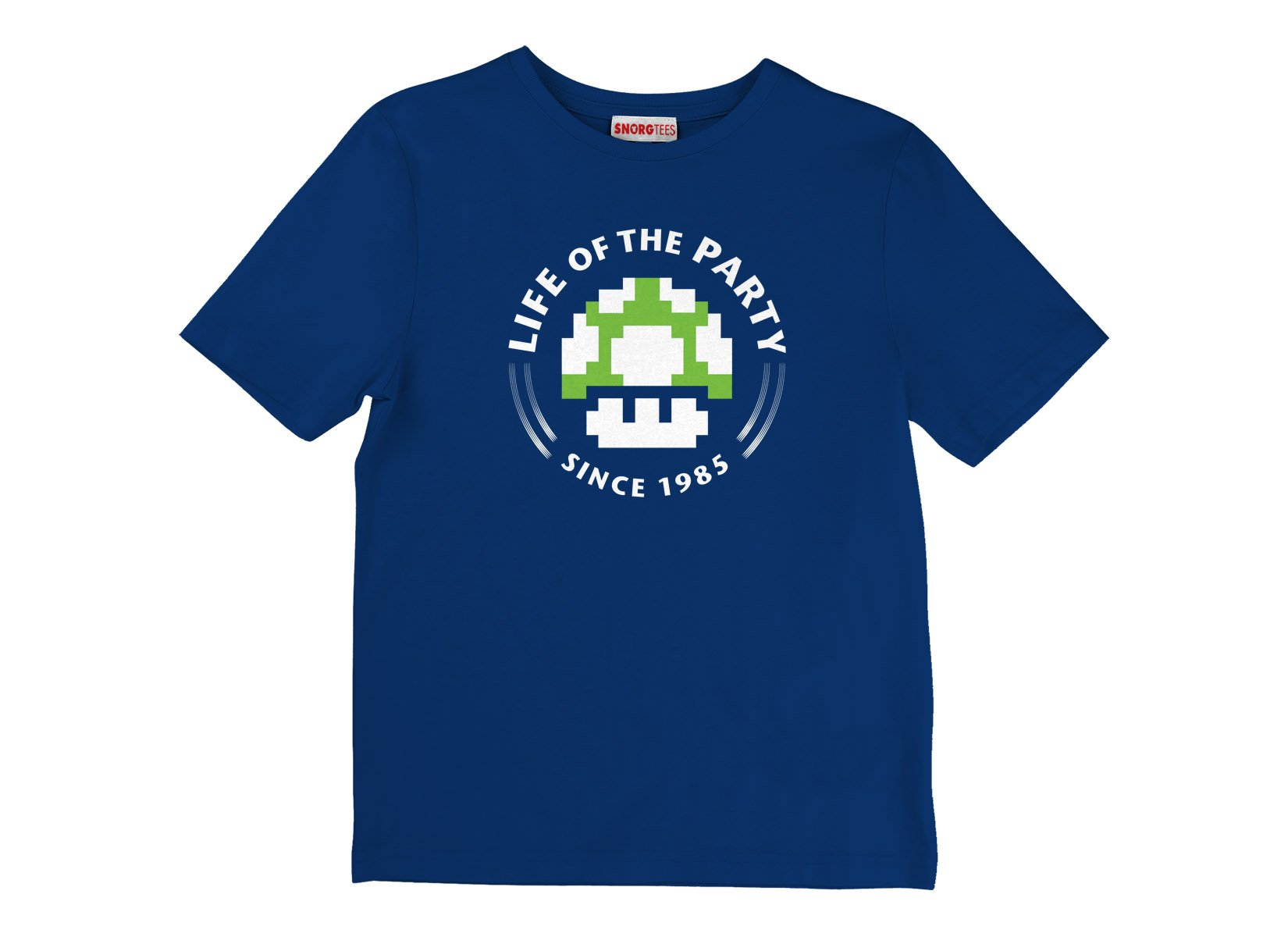 Life Of The Party on Kids T-Shirt