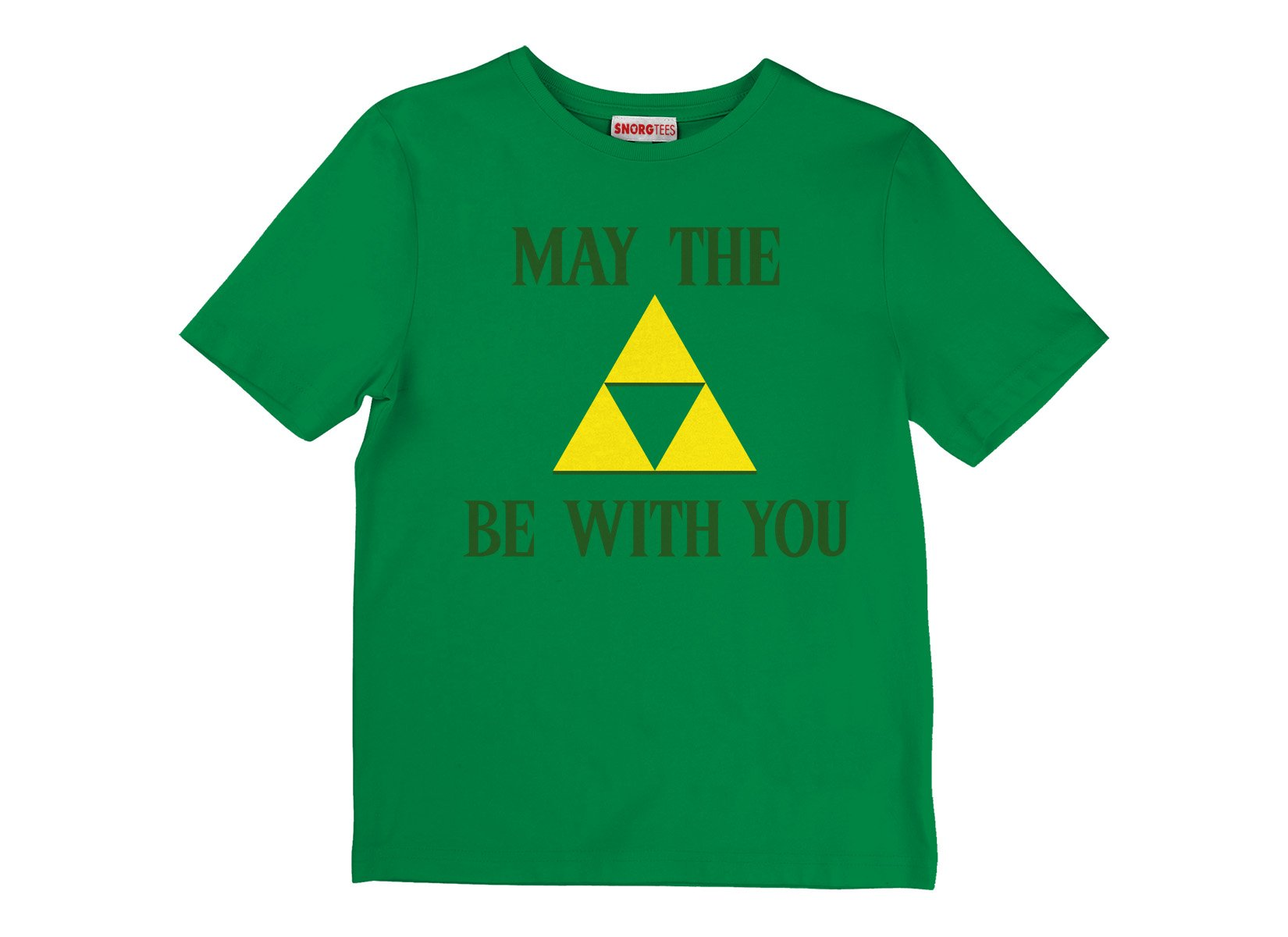A Link To The Force on Kids T-Shirt