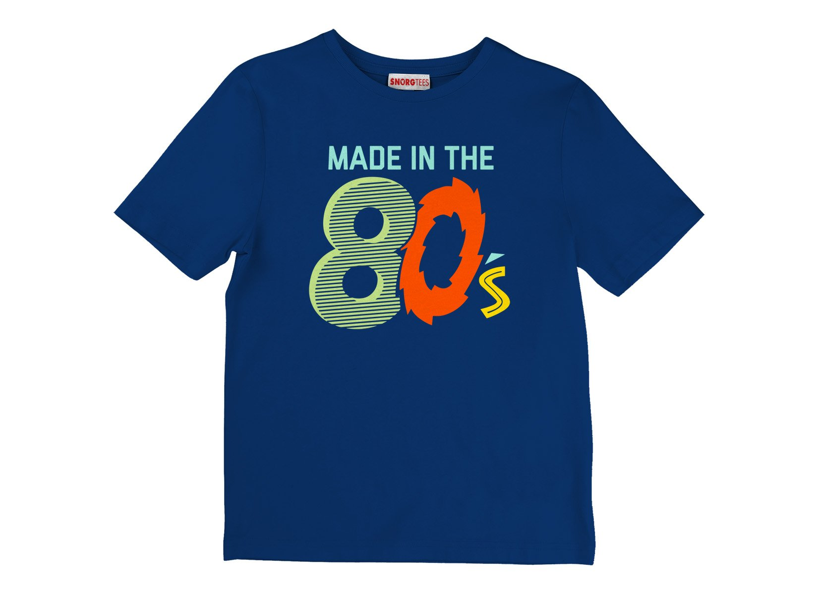 Made In The 80's on Kids T-Shirt