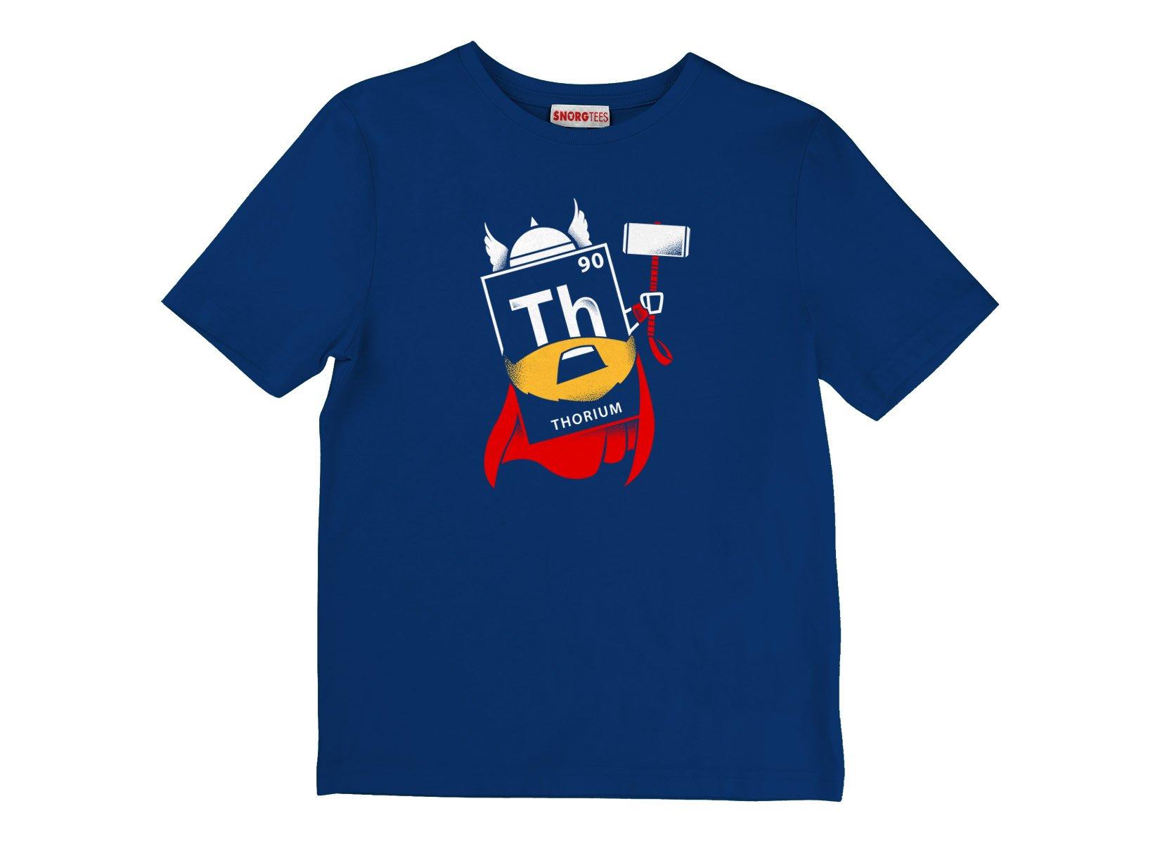 Thorium on Kids T-Shirt