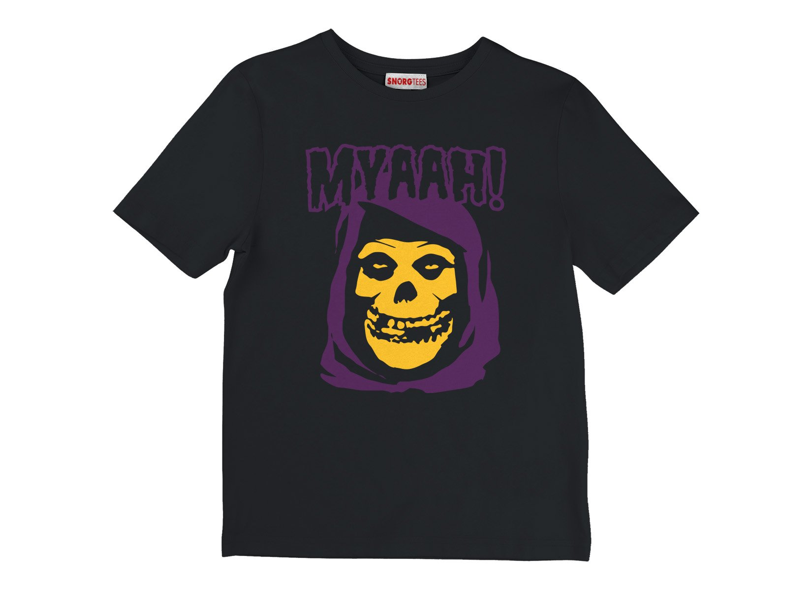 Myaah! on Kids T-Shirt