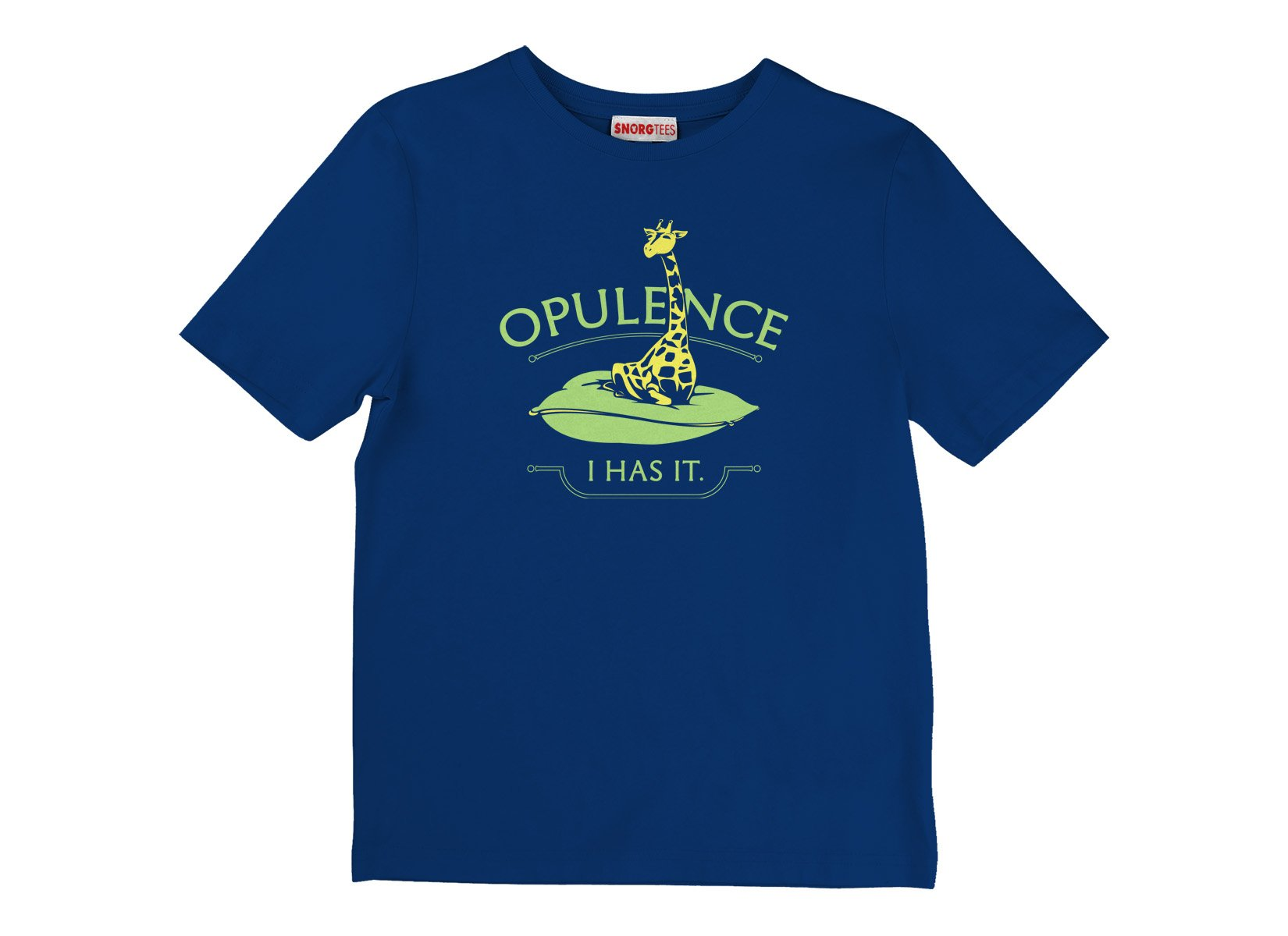 Opulence, I Has It. on Kids T-Shirt