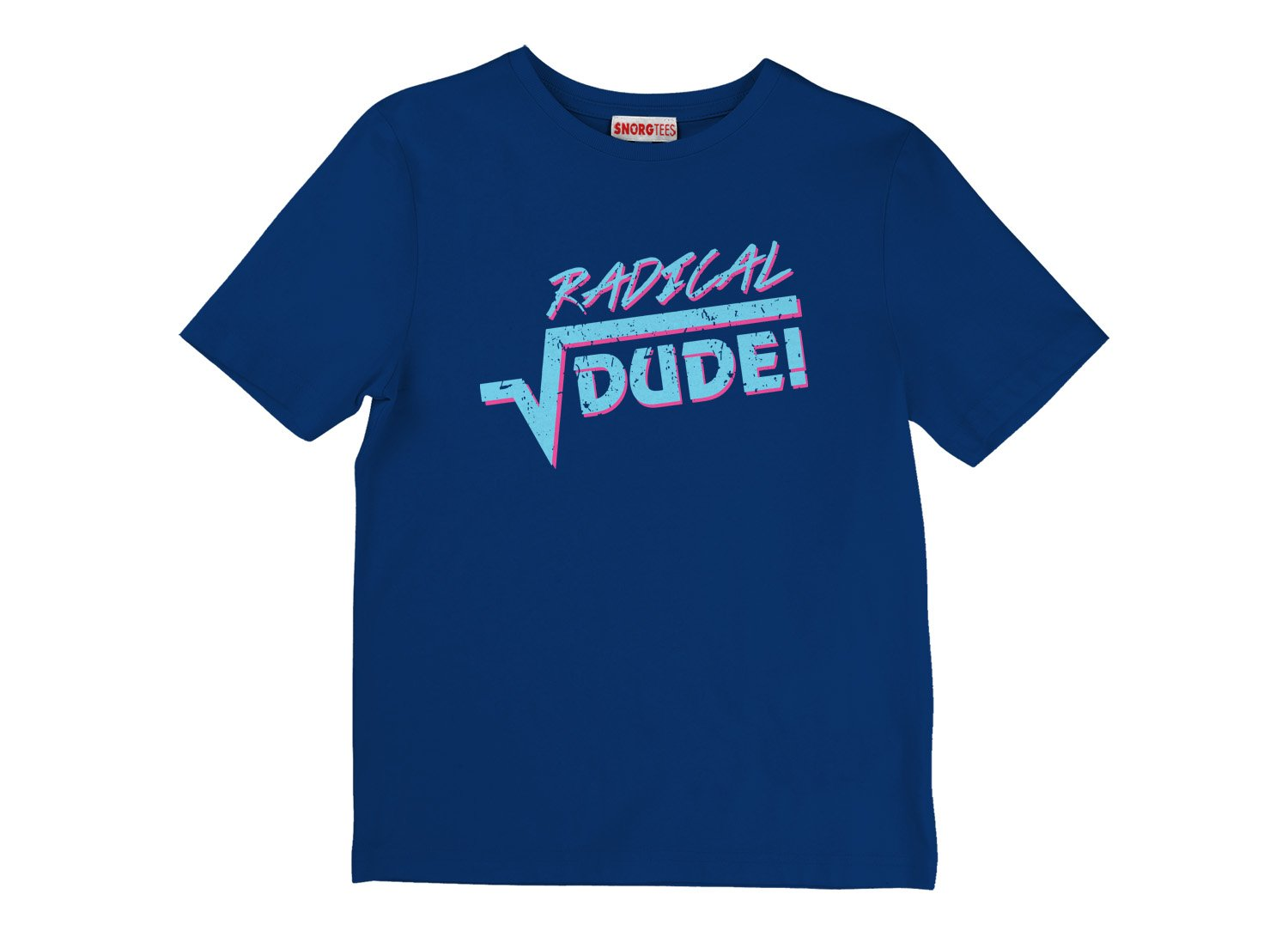 Radical Dude! on Kids T-Shirt