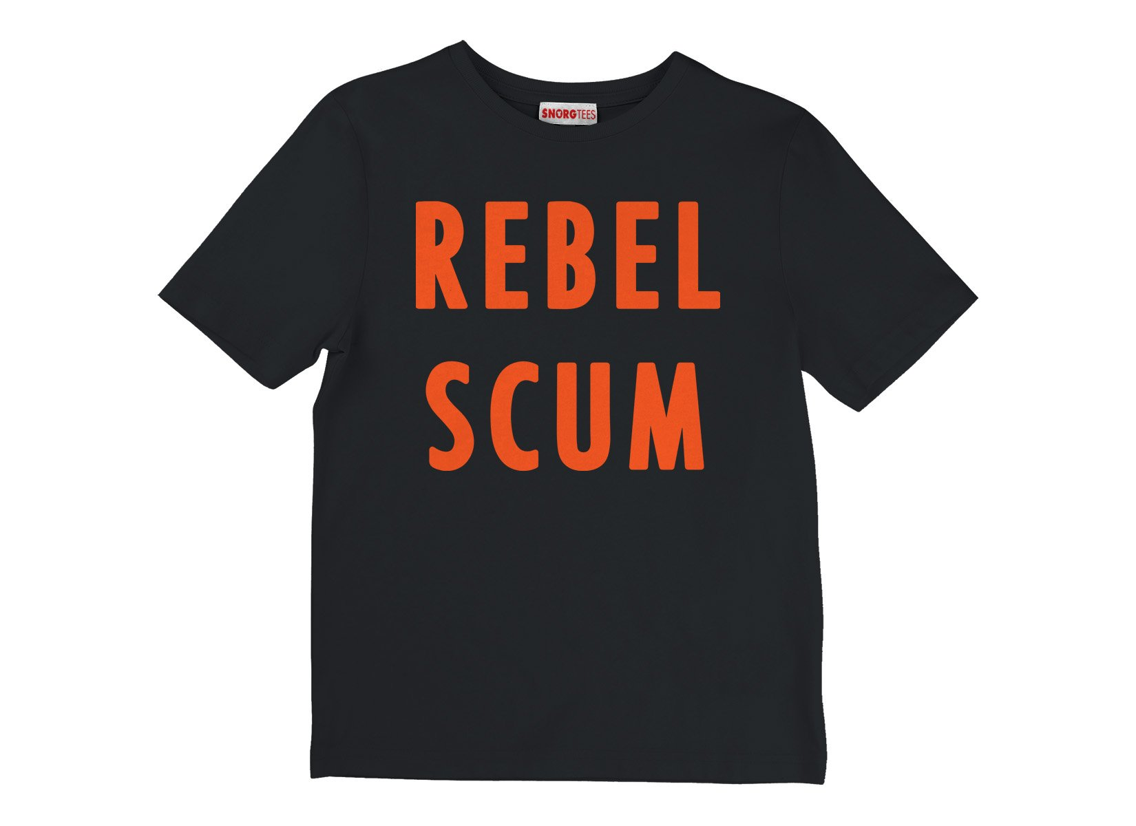 Rebel Scum on Kids T-Shirt