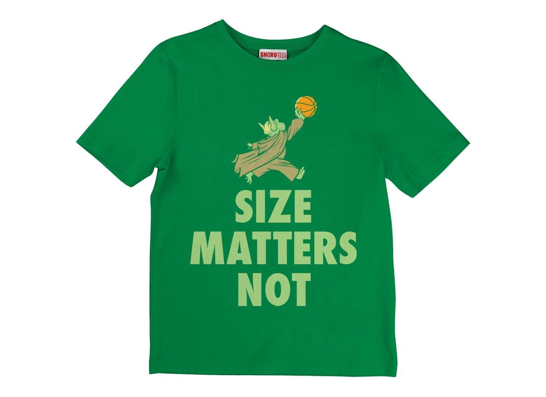 Size Matters Not on Kids T-Shirt