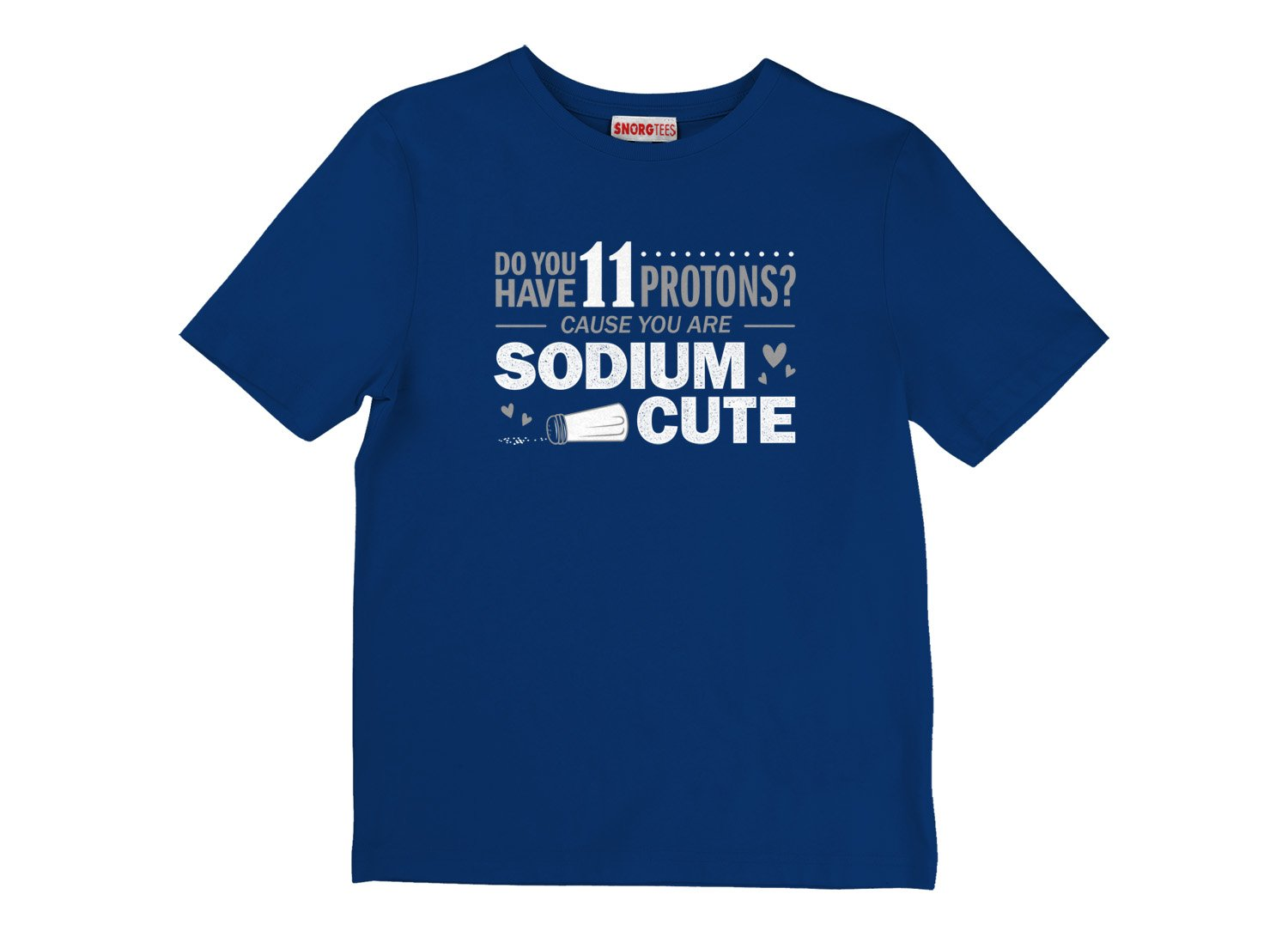 Do You Have 11 Protons? on Kids T-Shirt