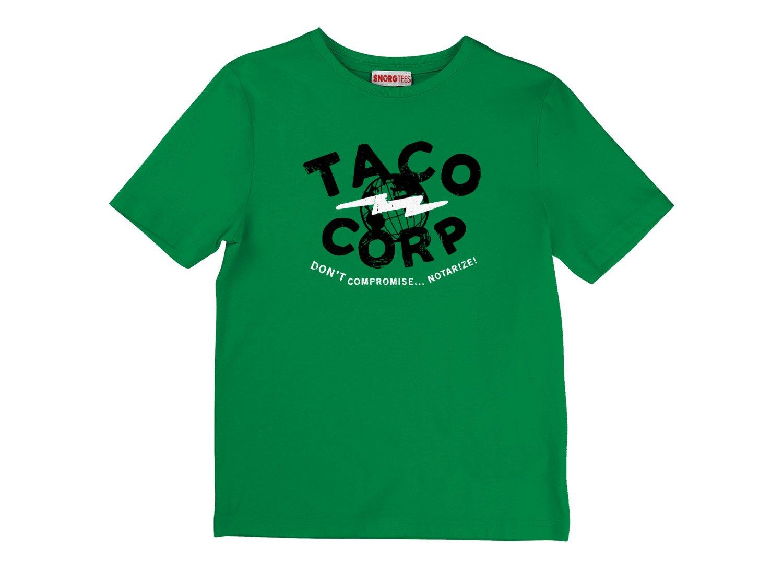 Taco Corp on Kids T-Shirt