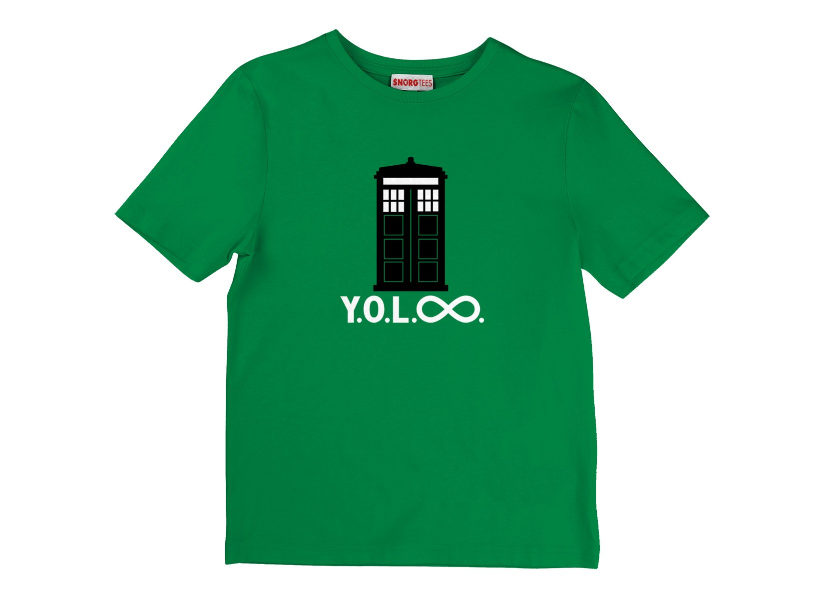 YOL Infinity on Kids T-Shirt