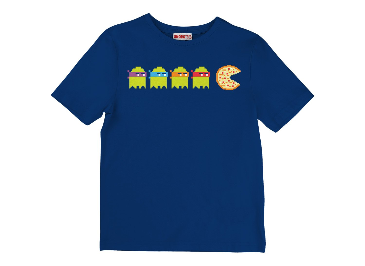 Teenage Mutant Ninja Ghosts on Kids T-Shirt