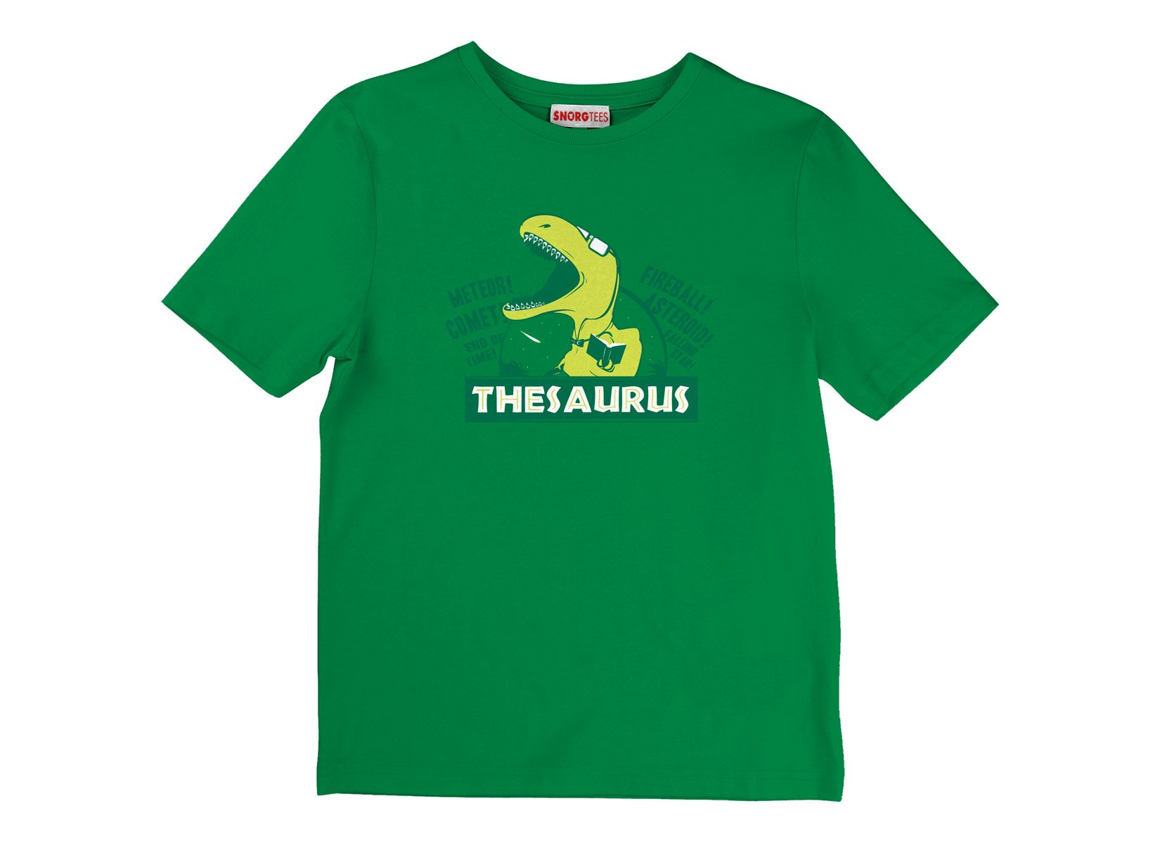 Thesaurus on Kids T-Shirt