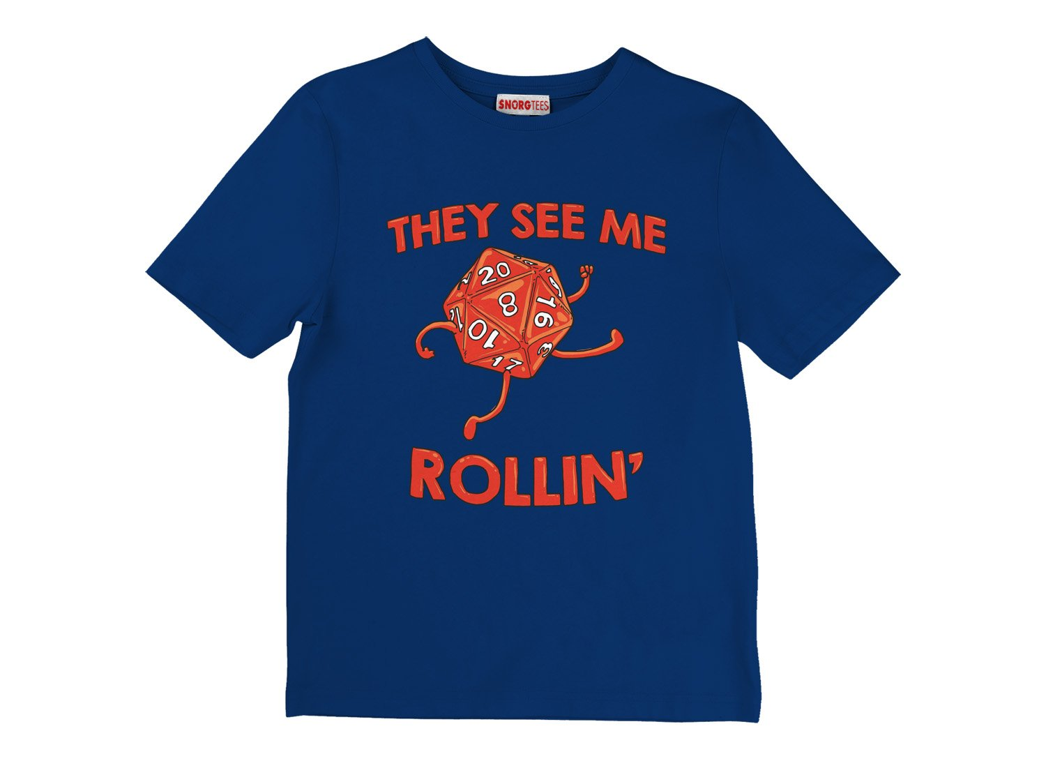They See Me Rollin' on Kids T-Shirt