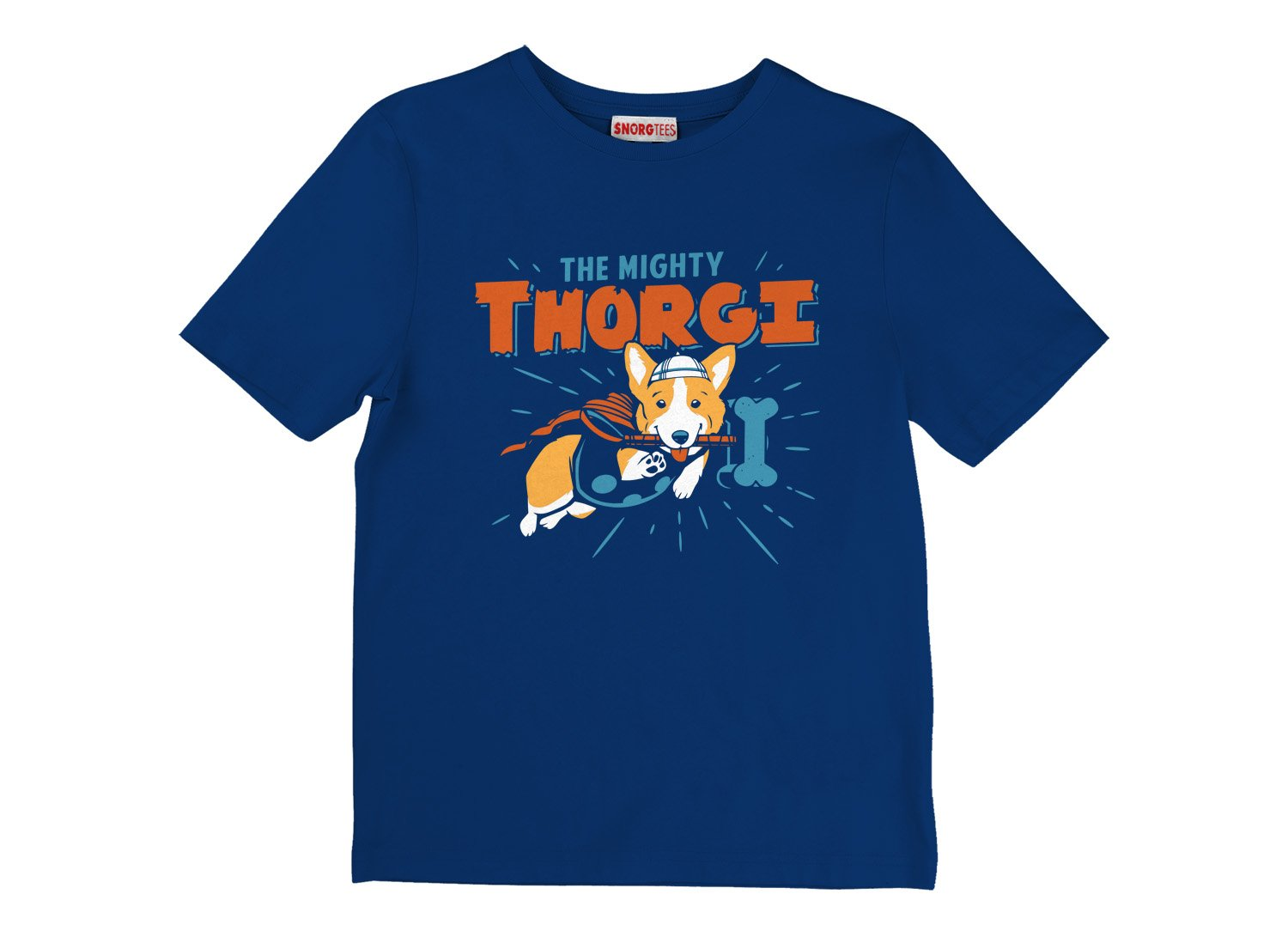 Thorgi on Kids T-Shirt